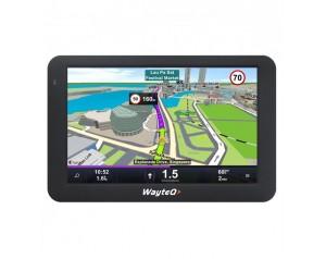 WayteQ x995 Sygic 3D Android GPS navigacija