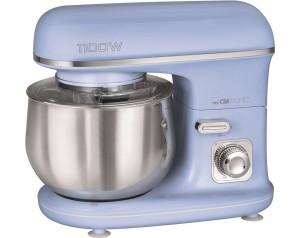 Kuhinjski robot CLATRONIC KM3711, 1100 W, v modri barvi
