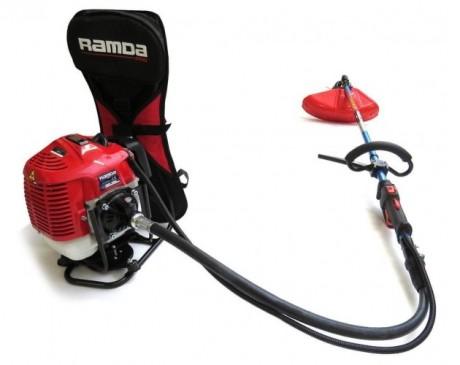 Nahrbtna motorna kosa Ramda RAMDA BG-520, 52ccm