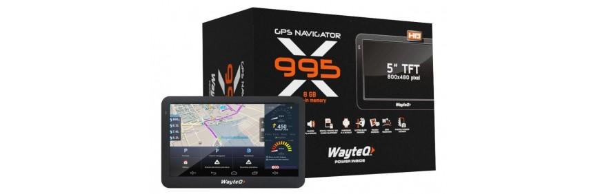 WayteQ x995 Android